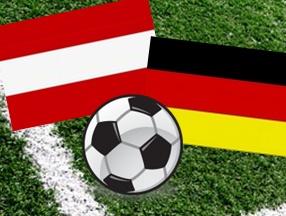 Deutschland gegen Österreich